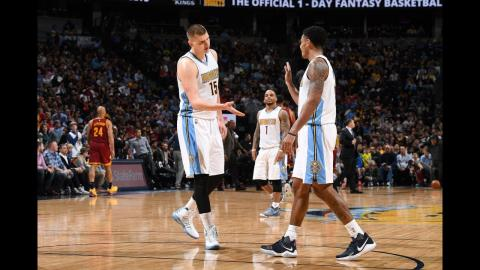 Denver Nuggets' Top 10 Plays of the 2016-2017 NBA Season
