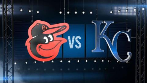 8/25/15: Royals hang on for 3-2 win