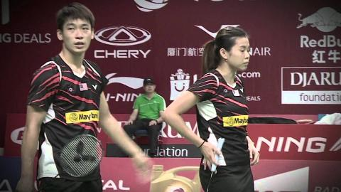 Badminton Unlimited | Malaysia Mixed Doubles