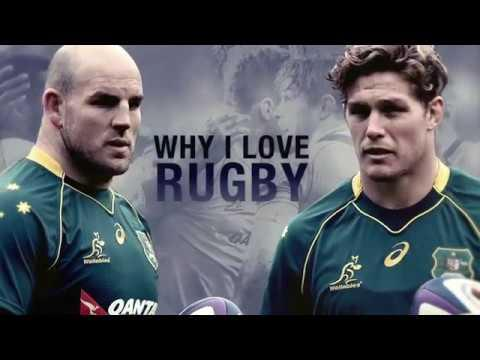 Michael Hooper and Stephen Moore | Why I love rugby