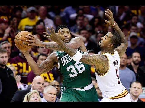 The Boston Celtics Bounce Back To Win Game Three in Cleveland | May 21, 2017