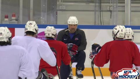 Guy Gosselin Named Head Coach of 2018 U.S. Paralympic Team