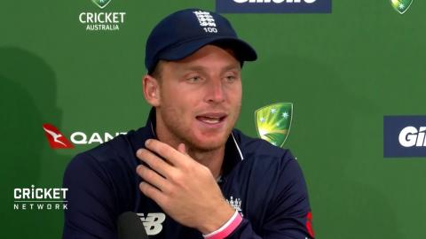 'I was pretty sure it was out': Buttler