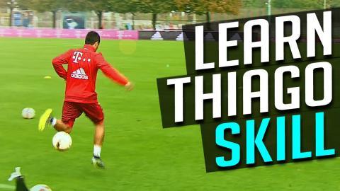 Learn Thiago's Impressive Training Skill - Tutorial