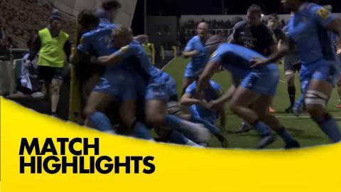 Newcastle Falcons v London Irish - Aviva Premiership Rugby 2017-18