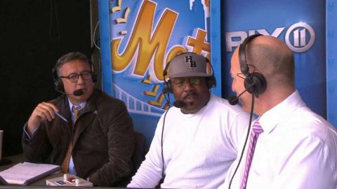 NYM@SD: Mitchell joins the Mets broadcast