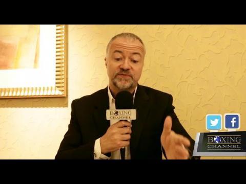 KIERNA MULVANEY TALKS SATURDAY'S HBO FIGHTS OCT 21