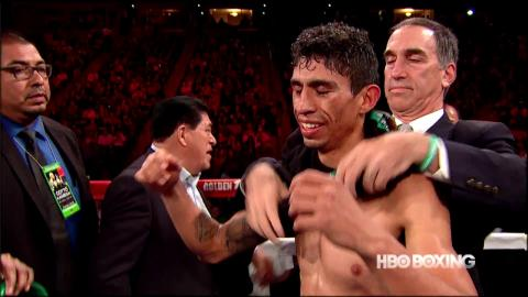 Rey Vargas vs. Ronny Rios: WCB Highlights (HBO Boxing)
