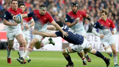 Short highlights: France 22-16 Scotland   RBS 6 Nations