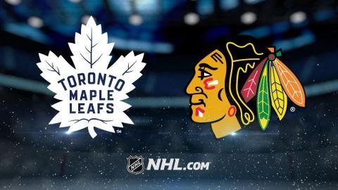 Nylander's OT penalty shot lifts Leafs past Hawks