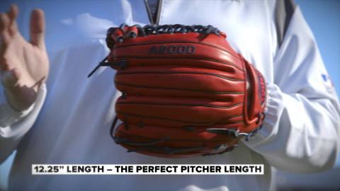 Gio Gonzalez and the new A2000 GG47 GM Glove