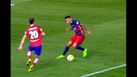 Easy & Effective Neymar Skill To Beat a Defender! Tutorial