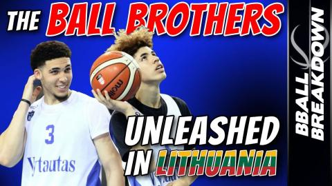 The BALL BROTHERS Unleashed In LITHUANIA
