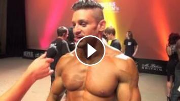 3e8861c1 Lex Fitness: MUSCLEMANIA FITNESS BRITAIN 2012 Interview, Posing, Bodybuilder,  Ripped, Competition