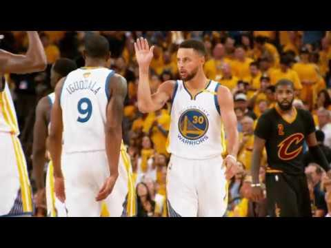 LeBron James and Steph Curry In Super Slow Motion | Game 2