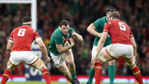 Extraits officiels: Galles 22-9 Irlande