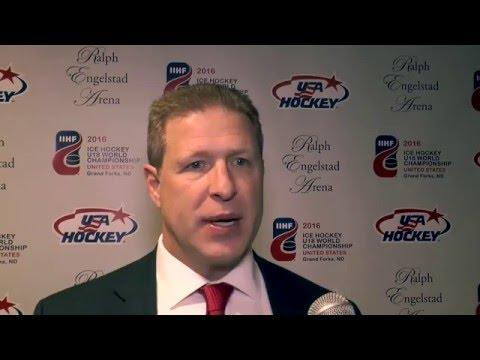 U18 Worlds: Postgame Comments - USA vs. RUS (4.14.16)