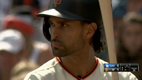 LAD@SF: Scully on Pagan's piercing eyes