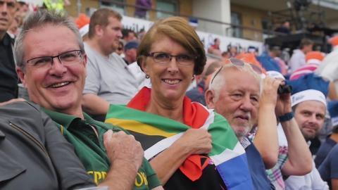 England Tour Diaries Ep 3: Good Luck to the Momentum Proteas!