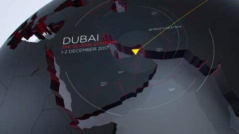 The Dubai Sevens is coming!