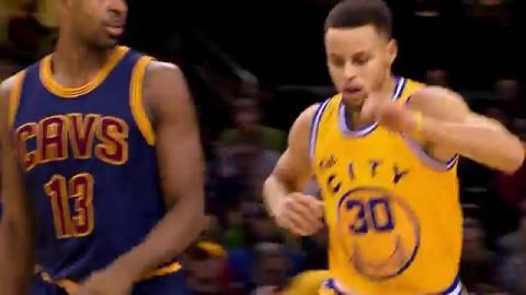 Inside Access: Golden State Warriors – Cleveland Cavaliers