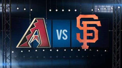 7/9/16: Green's home run leads Giants to 4-2 win
