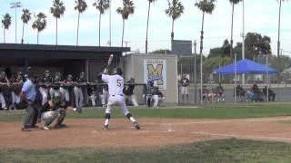 High School Baseball: Millikan Vs. Long Beach Poly