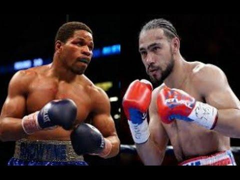 IT'S ON !! Keith Thurman vs Shawn Porter Set To Fight Dec. 12 On Showtime !!