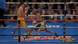 FIGHTS LIKE MAYWEATHER VS PACQUIAO DAMAGE BOXING!!!