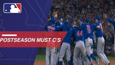 Classic World Series Must C Moments