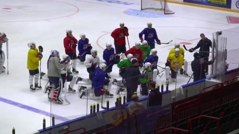 WJC 2016: Team USA Prepares for Sweden