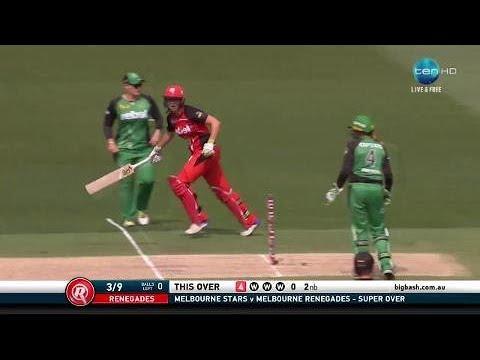 Melbourne Stars v Melbourne Renegades, WBBL|03