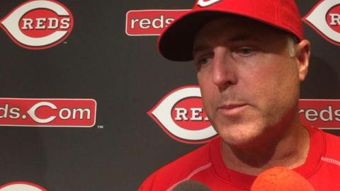 STL@CIN: Price discusses Finnegan's outing, 3-2 loss
