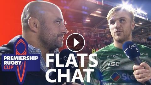Flats Chat With Chris Harris The Blindside Gallagher Premiership