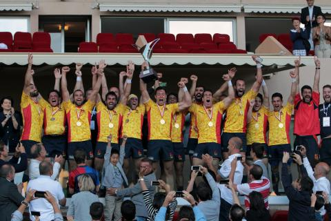 Spain win big to grab final Olympic spot - Monaco Day Two Highlights