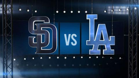 4/30/16: Rea, Upton Jr. lead Padres to 5-2 win