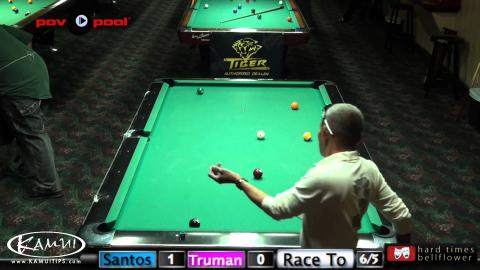 Jan 2016 - HTB 9 Ball - Santos Sambajon vs Truman HW
