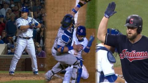 Watch the best offensive efforts from the ALCS, NLCS