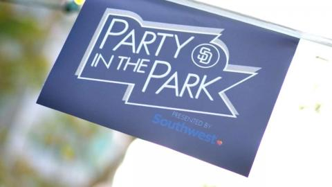 5/26/15: Party in the Park friday at PETCO Park