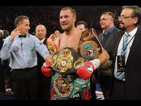 Sergey Kovalev Says Bring On Andre Ward & Calls Adonis Stevenson a POS Again !!