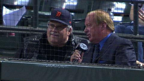 DET@ARI: Boyd's father on his son's performance