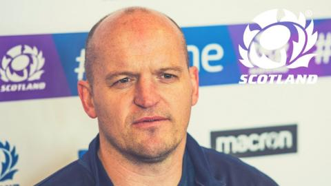 2018 NatWest 6 Nations | Gregor Townsend France Team Selection