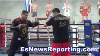 Brandon Rios I Know I KO Ruslan If We Fight - EsNews Boxing