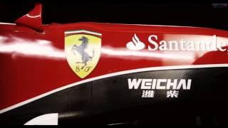 Formula 1- Ferrari 2015 - SF15T