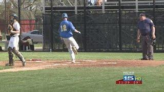 Blackhawk Christian Tops Snider 11-4 In High School Baseball On 5/1/15.