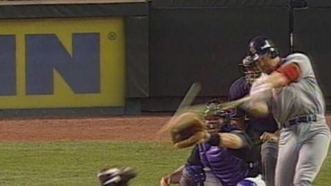 STL@ARI: McGwire's slam is 31st homer of 1998 season