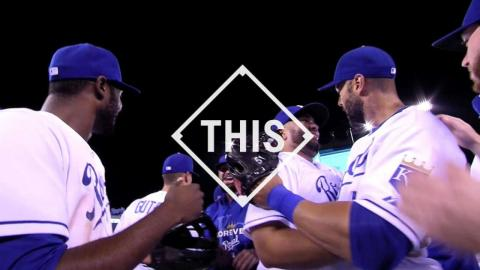 #THIS: Royals are going back to the playoffs