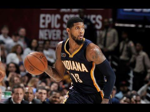 Paul George Scores 32 Points in Game 2 vs. Cavs | April 17, 2017