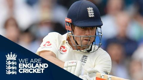 Cook Holds South Africa At Bay - England v South Africa 3rd Test Day 1 2017