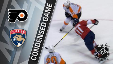12/28/17 Condensed Game: Flyers @ Panthers